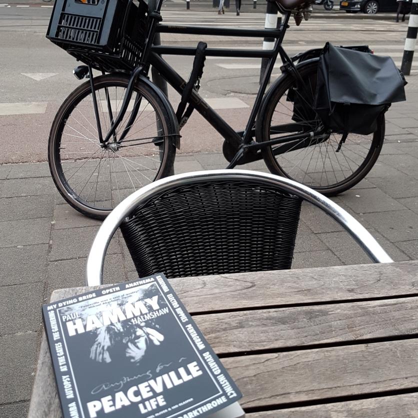 Amsterdam Street Book