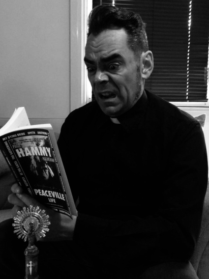 Bishop shocked with Book
