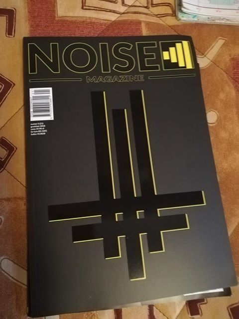 Noise Mag Cover
